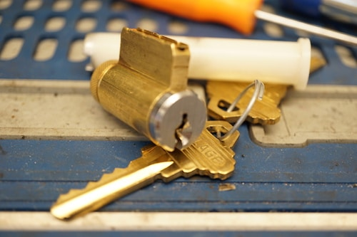 Home-Lock-Rekey